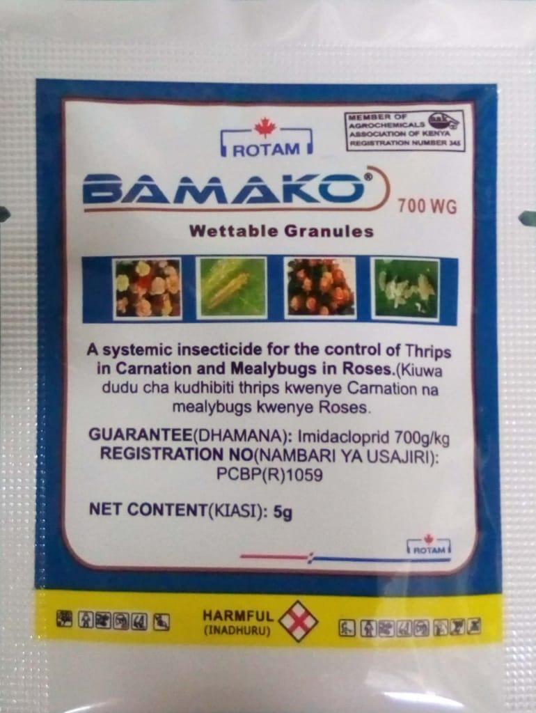 BAMAKO 700WG