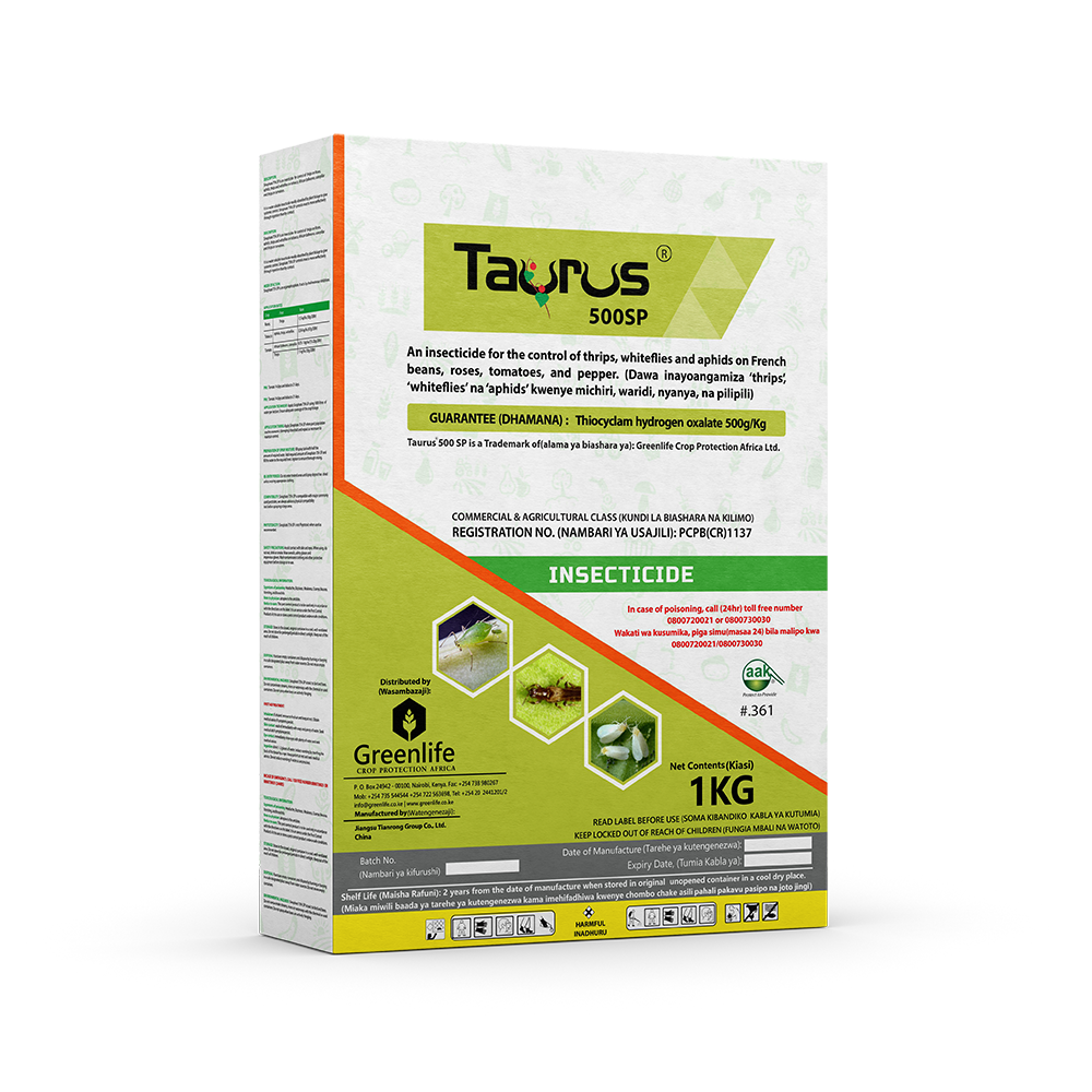 TAURUS 500SP