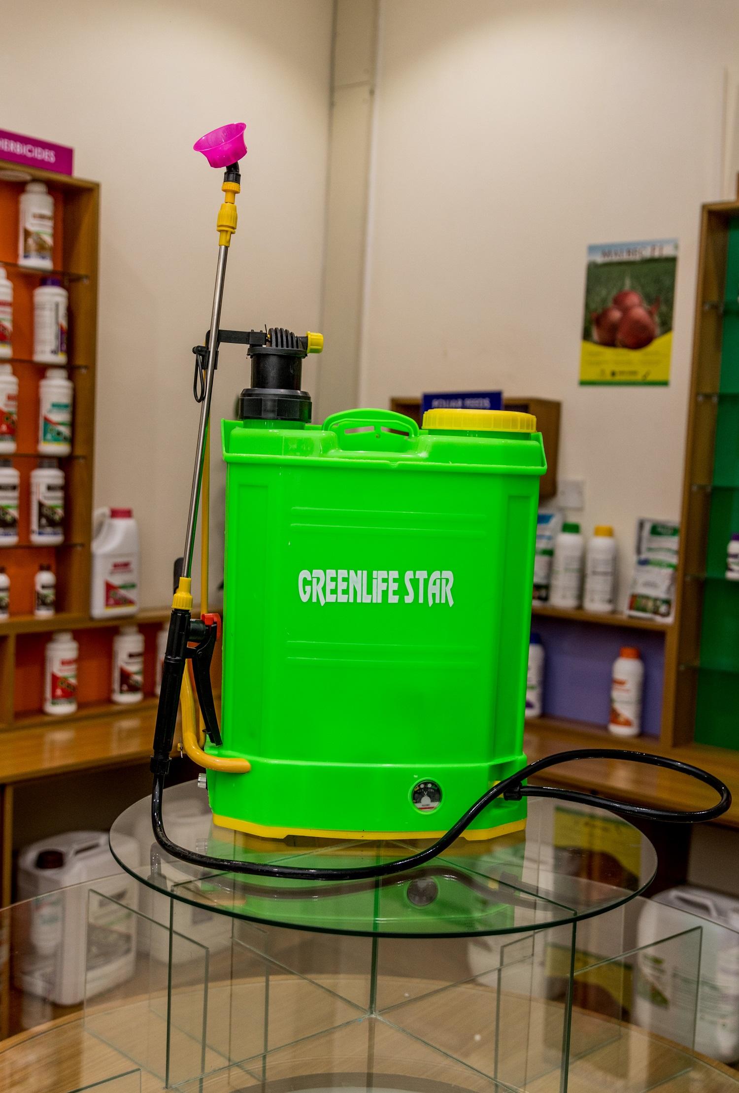 Greenlife Star Battery Sprayer (2 in 1) 16L