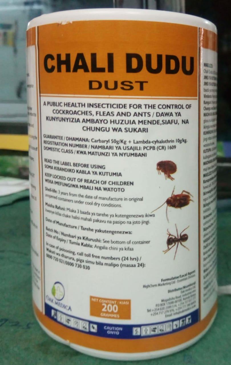 Chali Dudu Dust